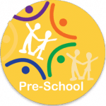 pre-school-graphic-circle